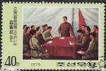 Stamps North Korea -  Historia de la Revolucion de Kim IL Sung