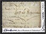 Stamps : America : Honduras :  Viva el Bicentenario de Independencia