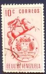 Sellos de America - Venezuela -  Iconografia