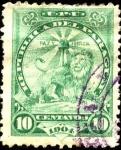 Stamps America - Paraguay -  León. Paz y justicia.