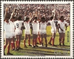 Stamps Paraguay -  Mexico 86