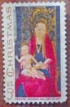 Sellos de America - Estados Unidos -  La virgen Maria