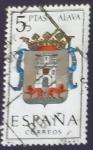 Stamps  -  -   ESPAÑA ESCUDOS