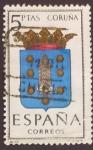 Sellos del Mundo : Europa : España :  RESERVADO JAVIER AVILA
