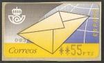 Stamps : Europe : Spain :  ATMs - 3ª serie básica