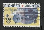 Sellos del Mundo : America : Estados_Unidos :  1044 - Misión espacial de Pionner a Júpiter