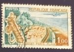 Stamps France -  Paisajes