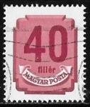 Stamps : Europe : Hungary :  Hungría-cambio