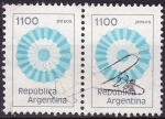 Stamps Argentina -