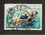 sello : Europa : España : INTERCAMBIO