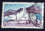 de Europa - Francia -  RESERVADO MANUEL BRIONES
