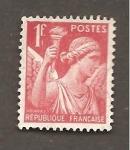 Sellos del Mundo : Europa : Francia :  RESERVADO MANUEL BRIONES