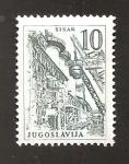 Sellos del Mundo : Europa : Yugoslavia :  RESERVADO MANUEL BRIONES