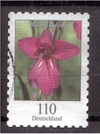 Stamps : Europe : Germany :  serie- Flora