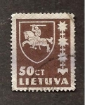 Stamps Europe - Lithuania -  INTERCAMBIO