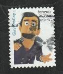 Stamps America - United States -  5246 - Barrio Sésamo, Guy Smiley