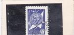 Stamps : Europe : Russia :  AERONÁUTICA- GAGARIN