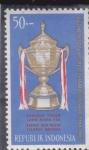 Stamps : Asia : Indonesia :  TROFEO