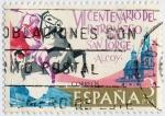 Sellos de Europa - España -  San Jorge