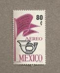 Stamps Mexico -  IX Congreso 1966