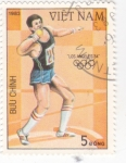 Stamps : Asia : Vietnam :  OLIMPIADA LOS ANGELES
