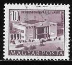 Stamps Europe - Hungary -  Hungría-cambio