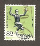 Stamps Europe - Spain -  INTERCAMBIO