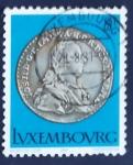 sello : Europa : Luxemburgo : Monedas