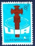 sello : Europa : Luxemburgo : Conmemoraciones