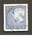 Stamps : Europe : Sweden :  INTERCAMBIO