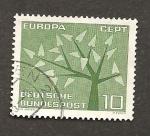 Stamps : Europe : Germany :  RESERVADO DAVID MERINO