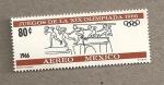 Sellos de America - México -  XIX Olimpiada