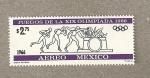 Sellos de America - México -  XIX Juegos Olímpicos 1968