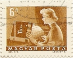 Stamps of the world : Hungary :  Telex