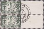 Stamps Luxembourg -  1º Día de Emisión-Agradecimiento a los Alíados