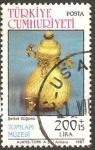 Sellos de Asia - Turquía -  museo de topkapi