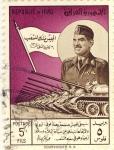 Sellos de Asia - Irak -  Conmemoracion militar