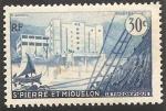 Stamps America - San Pierre & Miquelon -  Pescadores