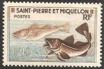 Stamps America - San Pierre & Miquelon -  fauna