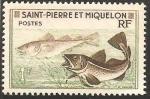 Stamps : America : San_Pierre_&_Miquelon :  fauna