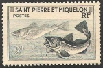 Sellos del Mundo : America : San_Pierre_&_Miquelon : fauna