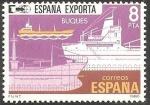 Stamps Spain -  2564 - España exporta buques