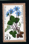 Stamps Germany -  leberblumchen