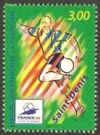 Stamps France -  3131 - copa del mundo de futbol, sede de saint denis