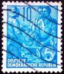 Sellos de Europa - Alemania -  DDR