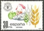 Stamps Spain -  2629 - Día mundial de la alimentación