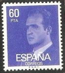 Stamps Spain -  2602 - Juan Carlos I