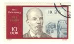 Sellos de Europa - Alemania -  Lenin