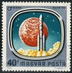 Sellos de Europa - Hungría -  Marte
