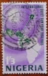 Stamps Africa - Niger -  satelite